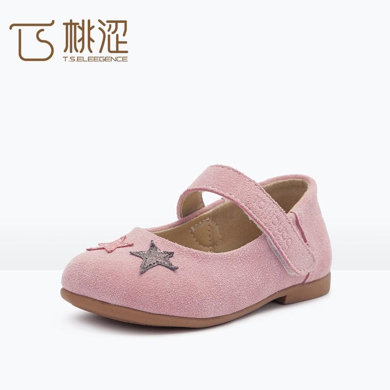91123fa416 Idade de 2 a 4 Por Atacado Estoque Modelo Coreano Vestido Da Menina de  Idade Sapatos