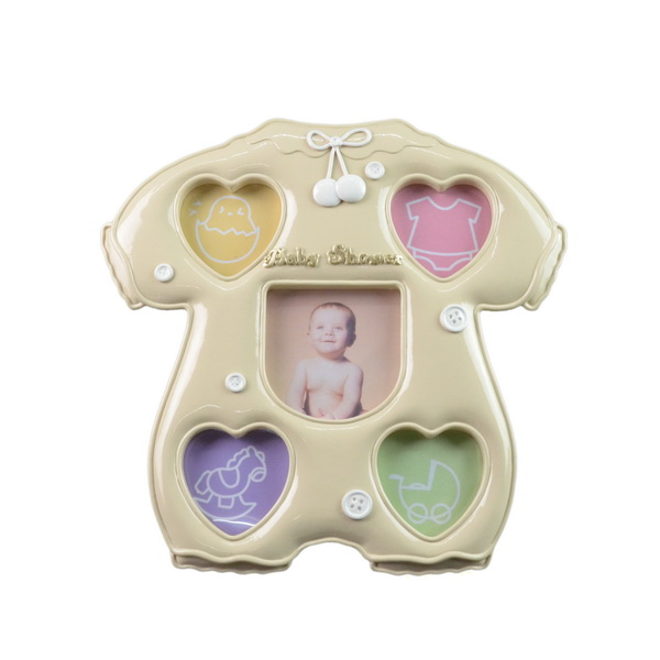 Souvenir 12 Months Picture Baby Boy Girl Resin Photo Frame