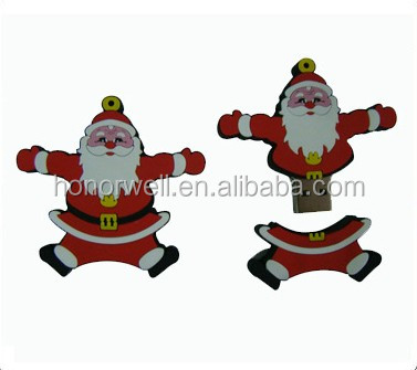 Cartoon usb pen drive wholesale customized logo for gift or use