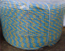 Telco rope /PP silver rope/6mm polyethylene rope for Austrila market