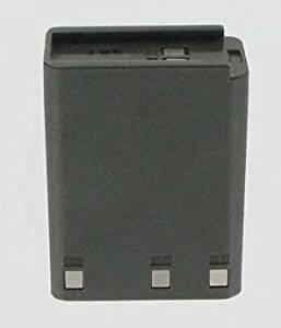 W&W Kenwood Replacement KNB-9A NIMH High Capacity Portable Radio Battery fits: TK250G TK250N TK430 TK431, 7.2 Volt, 1800 mAh, NiMH, LARGE GRAY CASE 3 CONTACT