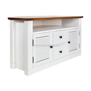 Modern Design Corner Tv Standmedia Unit2 Drawers2 Doors Buy