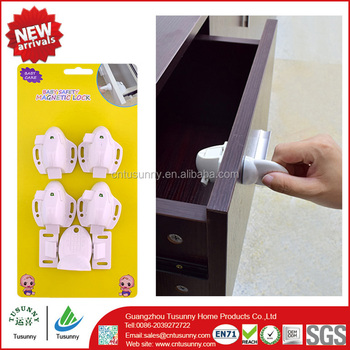 Safety Baby Magnetic Cabinet Locks Childproof Your Cupboards With