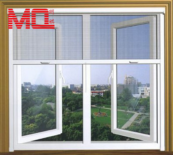 Security Wire Mesh Window Guard Stainless Steel Roll Up