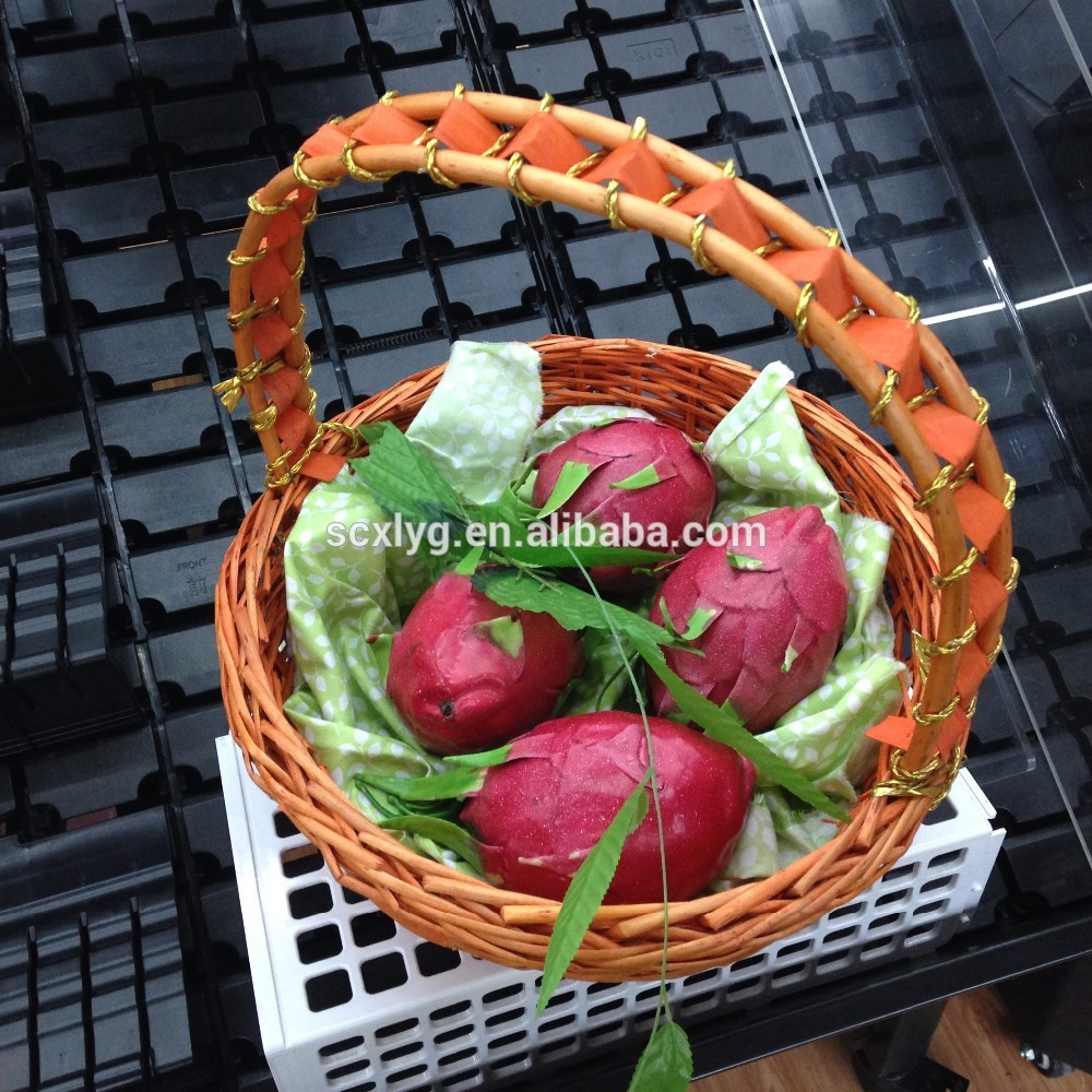Baby Gift Baskets China : Good quality made in china rattan gift basket buy baby