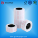 Top selling best pre-printed white barcode thermal label tag roll price