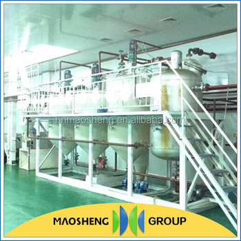 Hot Sell Palm Oil Refinery Machines Small Sets Palm Oil Refining ...