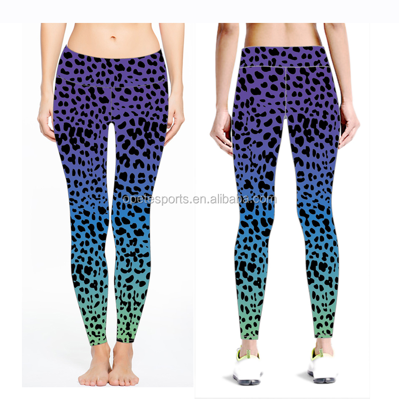 High quality Women's Tights Active Yoga Running Pants Workout Leggings