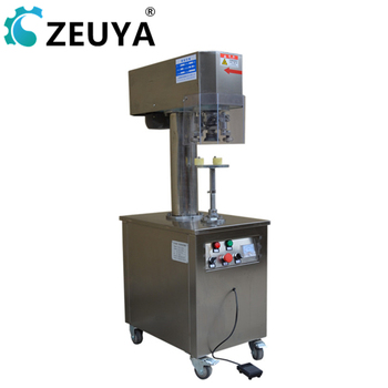 Automatic Beer Can Sealing Machine Tank not rotating  TDFJ-210