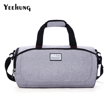 510083677242 Alibaba TINYAT Customized Brand High Quality Packable Travel Duffle Bag Gym  Luggage Bag China Supplier