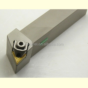 External turning tool holder BTJNR2020K16 for TNMG160408 carbide Inserts