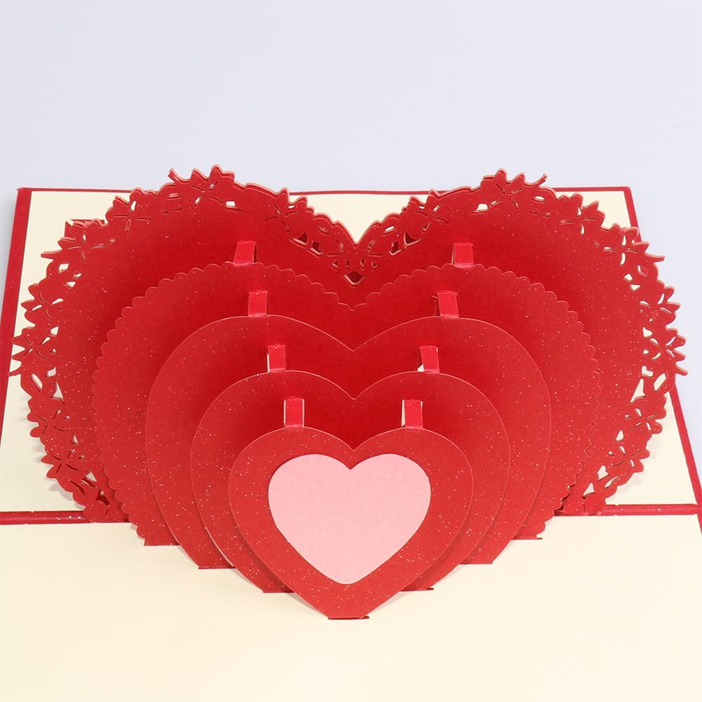 Открытки в форме сердечек, день валентина поздравления