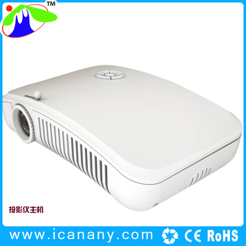 best selling products in ameri... supplirsled 3D LCD projector with vga micro sd card tv port portable dvd player
