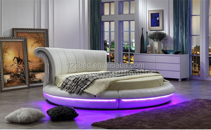A542 high quality popular modern master bed