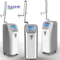 Biggest Discount!! Salon beauty equipment fractional Co2 laser vaginal tightening with scar removal