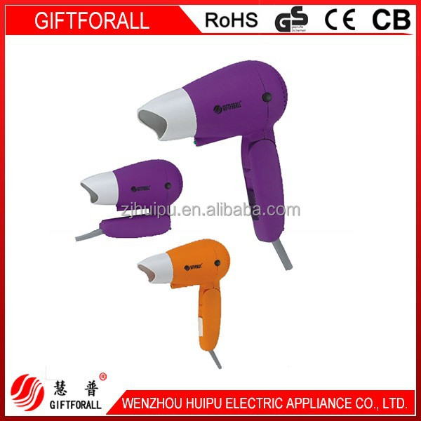 wholesale high quality folds professional wireless hair dryer