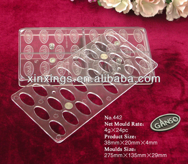 Concrete molding design/chocolate mould design