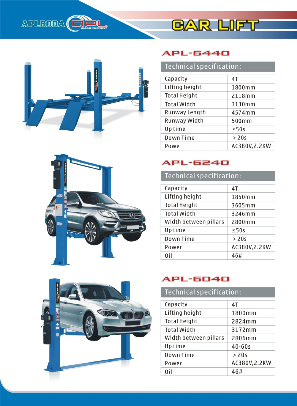 Safety Lock 2 Post Car Lift With Ce Certificate Buy 2 Post Car