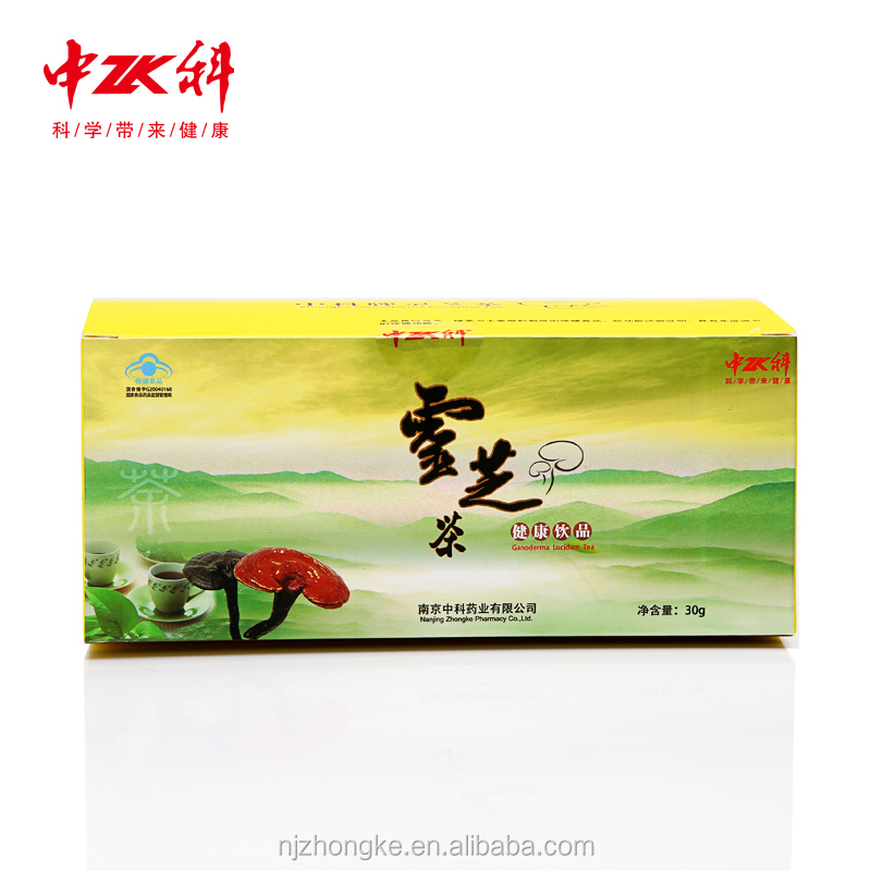 Best Wholesale Price Ganoderma Lucidum Refined Chinese Tea Gift