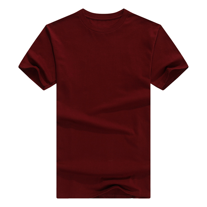 Oem Promo Custom Printing Cotton T Shirt with Company Logo