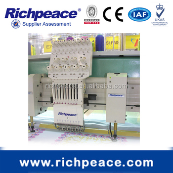 richpeace mixed chenille embroidery machine