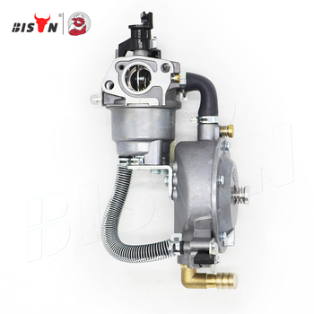 BISON(CHINA) Genius Parts High Quality LPG 188F GX390  Carburetor For Gasoline Engine