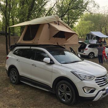 Quick Open Car Cover Tent Folding Car Roof Top Tent Special Design