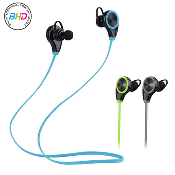 2017 Christmas gift Headset Sports Running Headphones Wireless Earphones Handsfree