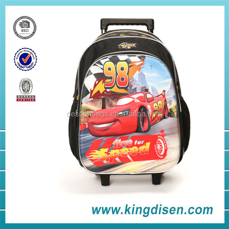Hot Sales ben good boys <strong>School</strong> back packs Bags With wheels