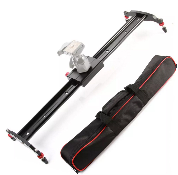 photography Dslr video camera slider 60cm dolly slider 60cm