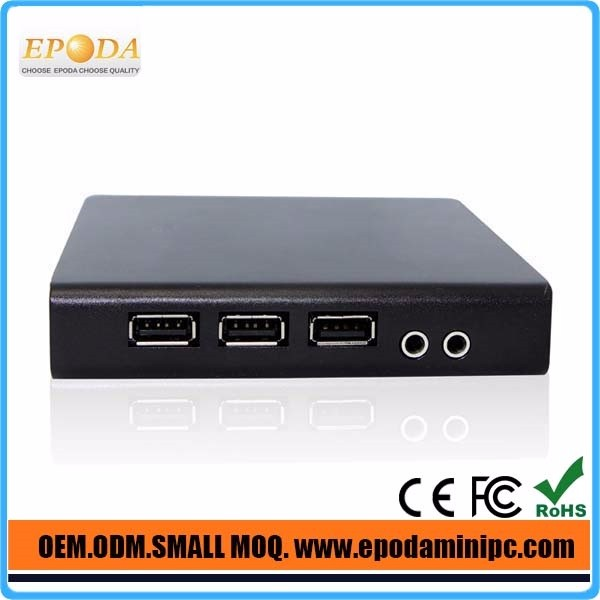 OEM Cheap Mini PC Station Thin Client In Shenzhen Factory