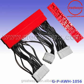 104 Pin Obd2a To Obd1 Ecu Jumper Adapter Wire Harness Acura Civic 96 Obd Wire Harness on obd2 wire harness, ford wire harness, automobile wire harness, obd2b wire harness, bosch wire harness, engine wire harness, crx wire harness, vtec wire harness, 2jz wire harness, honda wire harness,