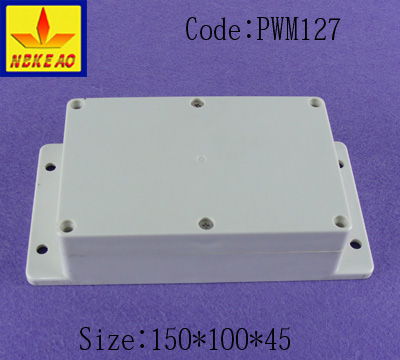 plastic waterproof wall mounting junction box