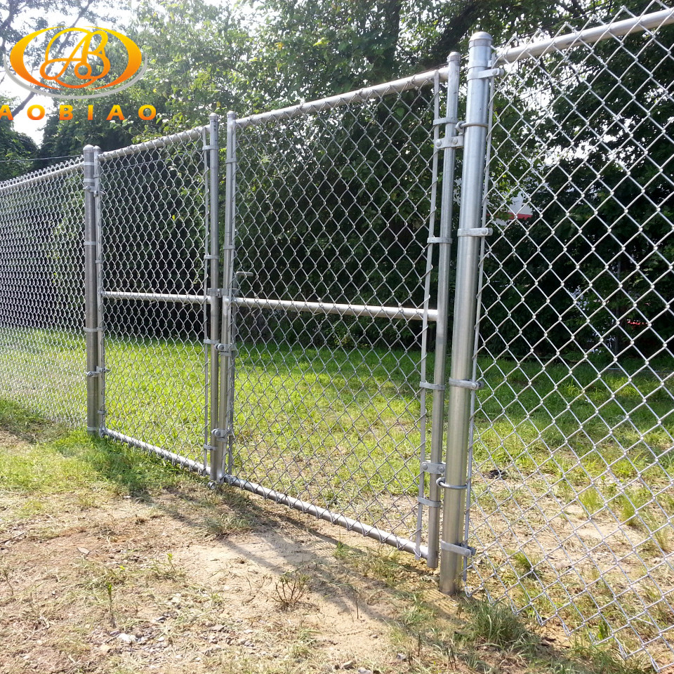 Chain Link Fence Top Rail, Chain Link Fence Top Rail Suppliers and ...
