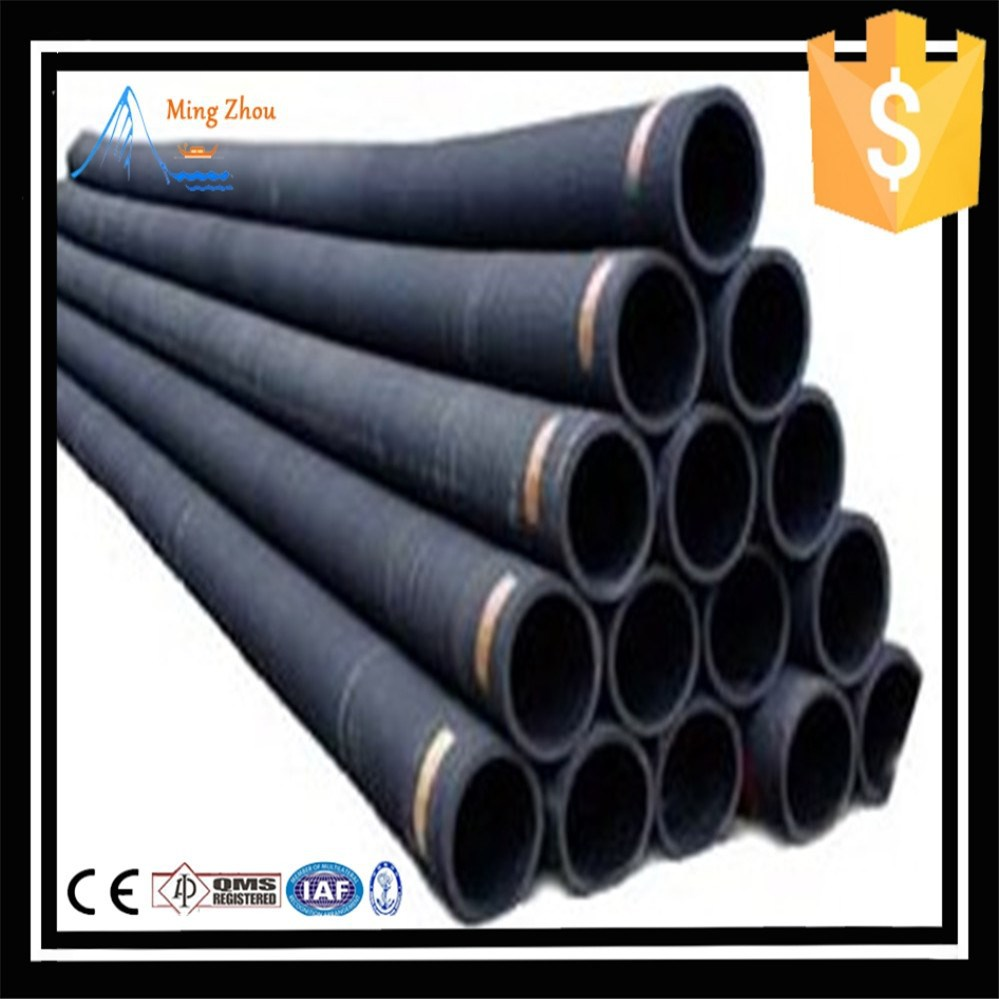 MZ steel wire reinforced high pressure steam hose pipe
