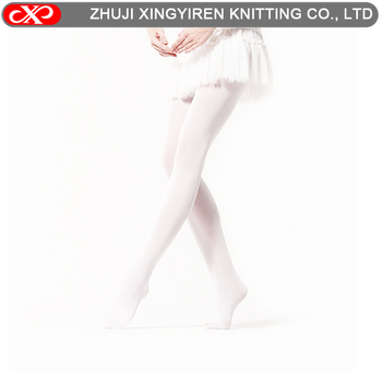 dde195bfddc XYR-121251-A white ballet tube tights pantyhose white tights glossy white  tights