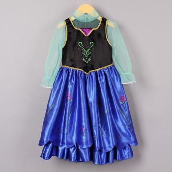 2015 Frozen Halloween Costumes Frozen Anna Dress For Girls Dress Up Anna Princess Dress For Kids & 2015 Frozen Halloween Costumes Frozen Anna Dress For Girls Dress Up ...