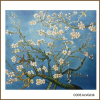High quality hand painted Van Gogh reproduction oil painting on canvas/ Almond Blossom, 1890.