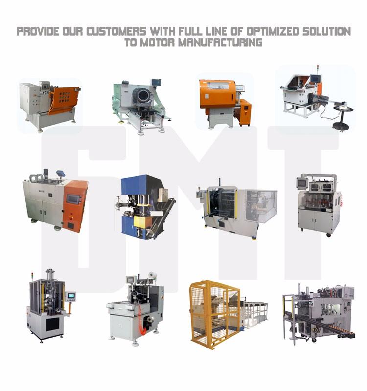 3 Phase Motor / Generator Stator Coil Winding Machine - Buy ...