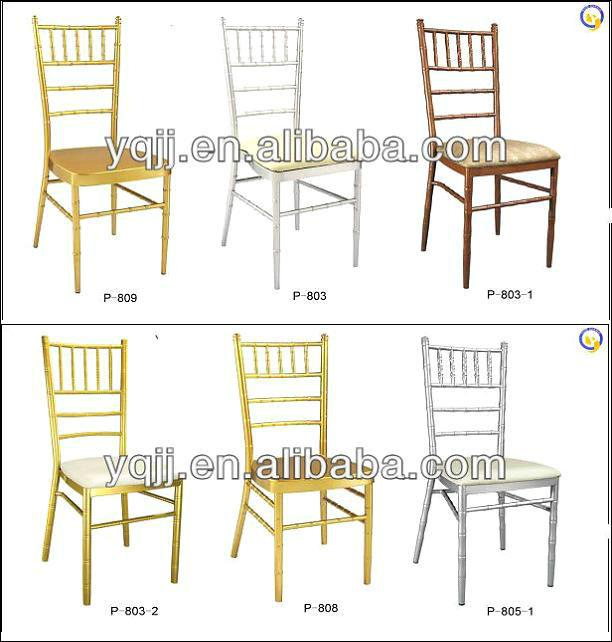 Clear Ice Acrylic Resin Phoenix Wedding Chair