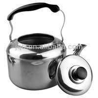 stainless steel kettle with whistling