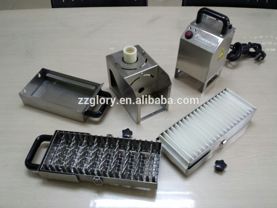 fryer filter machine parts