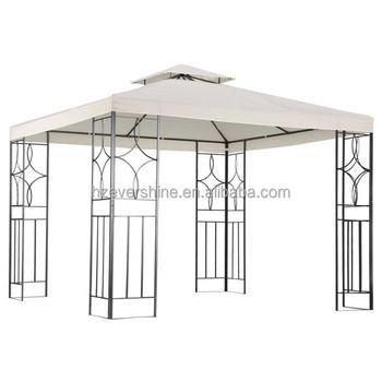 Steel Frame Outdoor Gazebo Tent/ New Art Foldable Garden Gazebo 3 X ...