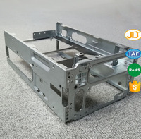 Sheet Metal Stamping Computer Chassis Parts from Direct Factory Supplier