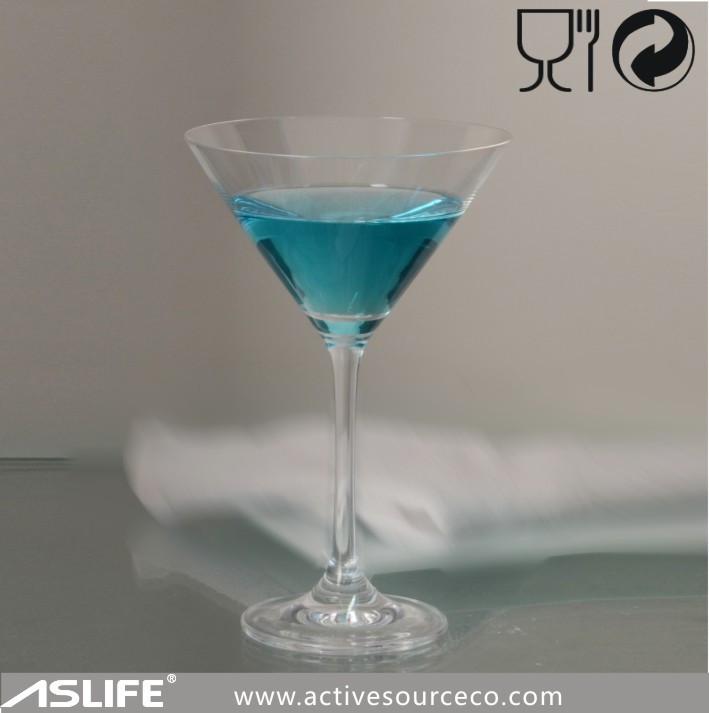 Asg2810 celebrating loodvrije kristal cocktailglazen grote cocktail glazen beker voor het - Loodvrije kristal ...