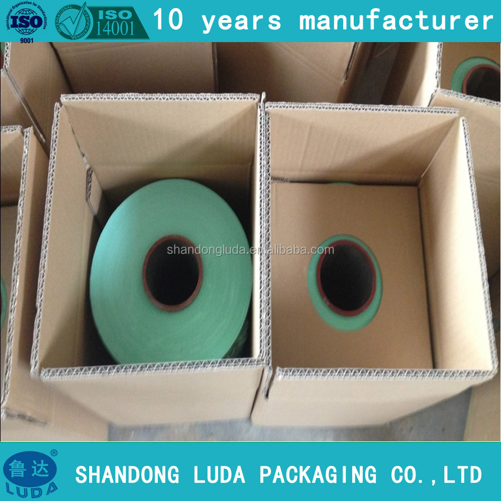 Strong strength silage wrapping film/hay bale wrapping film