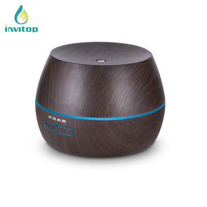 New Fashion 300ml aroma essential new diffuser essential oil with timer