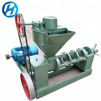 6yl-95 Kenya Flax Seed Cold Hemp Oil Extraction Machine