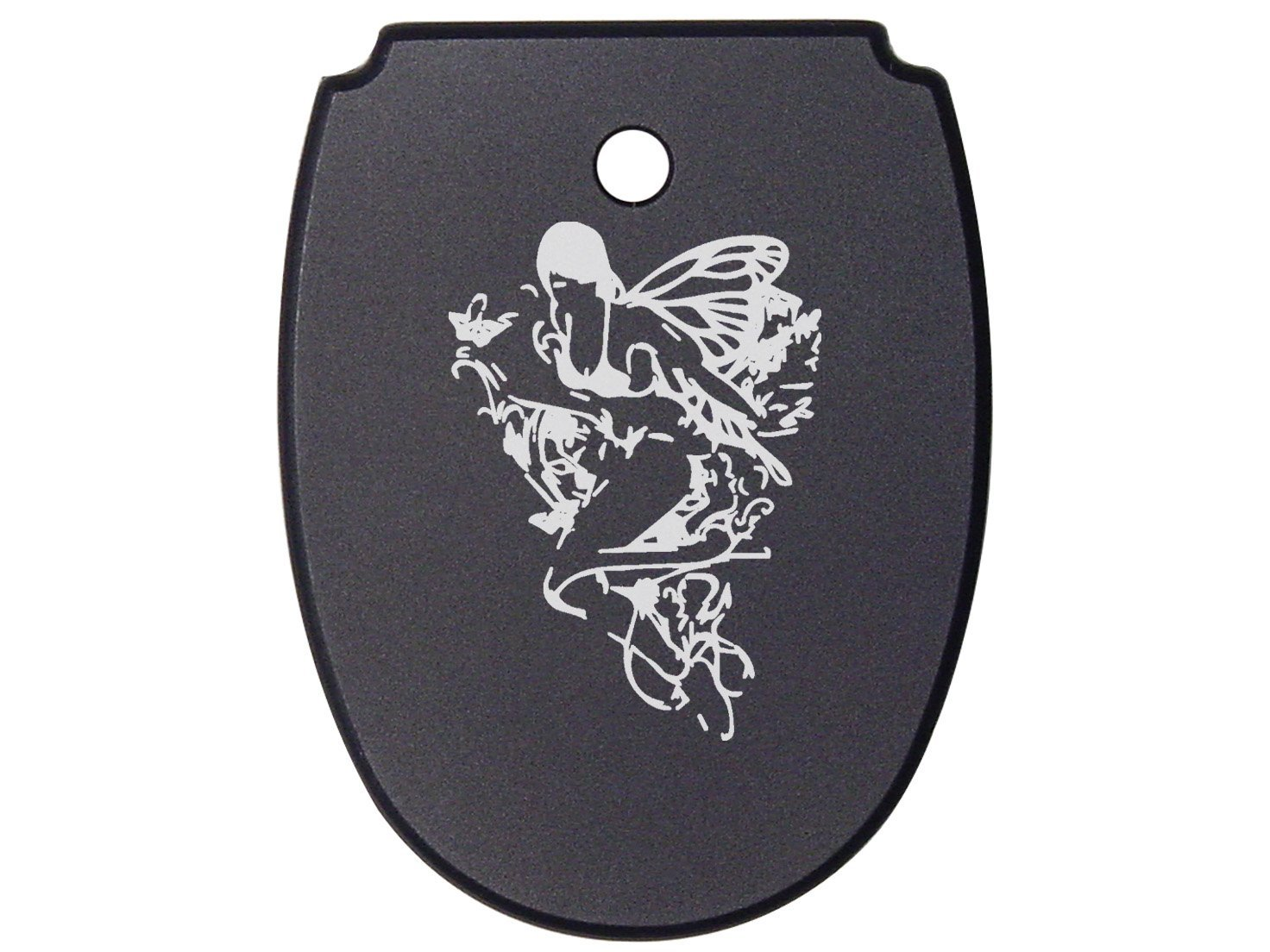 NDZ Performance For SIG SAUER P320 P250 Mag Plate Black .45 Only Fairy Lady