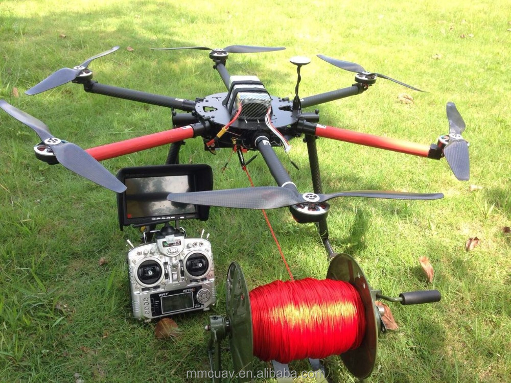 Mmc X8 Rc Diy Drone Uav Aerial Photography Power Inspection ...